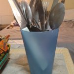 Total cutlery provided