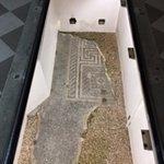 Original mosaic floor