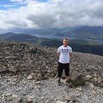 Ben Nevis peak.