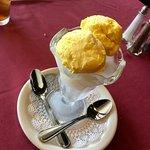 Saffron Pistacchio Ice Cream