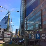 Foto de Radisson Blu Sky Hotel