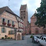 Eglise Saint-Pantaleon de Gueberschwihr