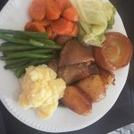 Excellent Sunday lunch just what I wanted, would recommend anyone who fancies it to book in for