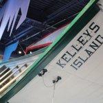 Life saving boat from Kelleys Island