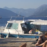 Boat Taxi to Kotor