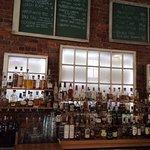 vast menu and bar selection