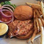 Grilled Chicken Sandwhich