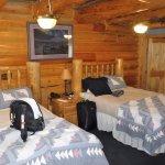 2 Queen beds in the front room
