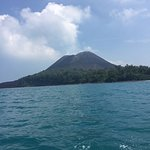 Anak Krakatoa growing at 20 feet a year!