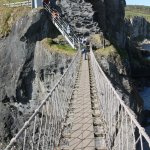 Carrick-a-Rede Rope Bridge - 20' from The Whins