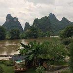 View ffrom Yangshuo Mountain Retreat Hotel