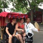 Rickshaw tour - Hutongs Beijing