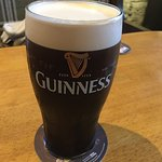 Great pint of Guinness