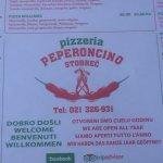 Фотография Restoran Pizzeria Peperoncino