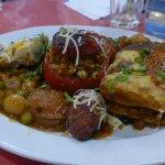 le plat grec à partager