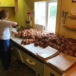 Bilde fra The Bakery in A