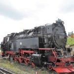 Zugfahrt zum Brocken Foto