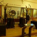 Gazomètres de Lavoisier (père de la chimie moderne)