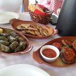 Foto van Angelica's Beach Bar & Restaurant