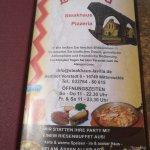 ภาพถ่ายของ La Villa Steakhaus und Pizzeria