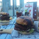 Tal Kaptan's favourite angus burger