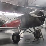 period biplane
