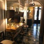 Hotel Recamier, Paris, room and main areas.