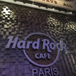 Photo de Hard Rock Cafe Paris