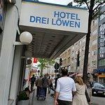 Foto de Drei Loewen Hotel