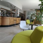 Hall e bar hotel Miro