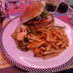 Veggie burger et ze burger  (basque)