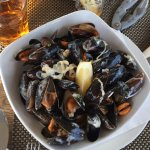 Local mussels - Outstanding!