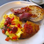 Patina 250 - Full Breakfast