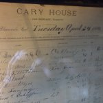 Foto de Historic Cary House Hotel