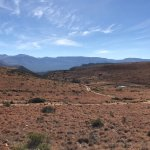 Beautiful Mount Camdeboo Lodge and surroundings