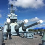 Great visit...very interesting historical facts about the USS Battleship North Carolina