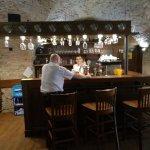 La bar du restaurant