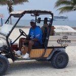 A Bahamian ice cream truck! ;-)