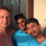Best bar men in the UAE, Theresa and king of the BBQ great memories