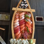 Фотография Ristorante giapponese kanji