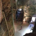 Foto de Monolithic Church of Saint-Jean of Aubeterre