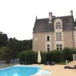 Chateau de la Menaudiere Foto