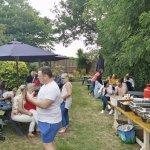 Redone pub garden :)