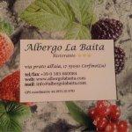 Albergo La Baita Foto