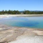 Photo of Midway Geyser Basin