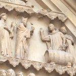 Cathedrale Notre-Dame de Reims Foto