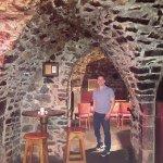 Inside Kyteler Bar and Restaurant