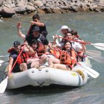 Blast on 1/2 day raft trip, highly recomend