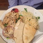Chicken Shewerma
