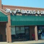 Bild från Mr. J's Bagels & Deli - East Market Street